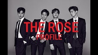 download lagu The Rose더 로즈 / Members Profile gratis