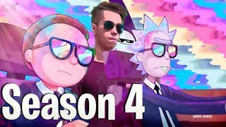 Rick and Morty Season 4 Release Date 2019 | Rick and Morty Season 4 | Was erwarte ich mir?