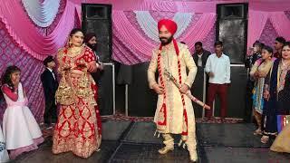 Fusion of Nai Jana nai Jana Tere naal and Le jana Reply to nai./ Best dance performance on wedding