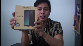 MyPhone myX9 Unboxing (Affordable 4G LTE phone)
