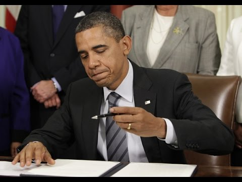 Obama Signs 'Ukraine Freedom Act' Into Law!