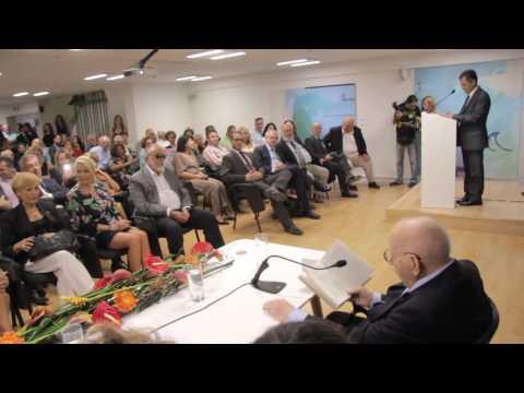 Λαμπερά τα εγκαίνια των νέων εγκαταστάσεων του Aegean College