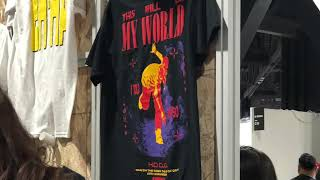 Kid Cudi ComplexCon 2019 (EXCLUSIVE) merch