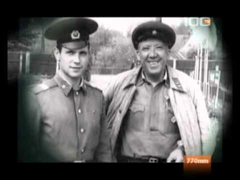 Актеры в Великой Отечественной войне. Юрий Никулин.