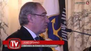 José Cesário condecora portugueses nos Estados Unidos