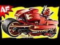 KAI's BLADE CYCLE 9441 Lego Ninjago Animated Building Review