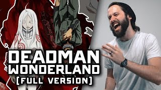 """Deadman Wonderland (FULL ENGLISH OP) """"One Reason"""" - Opening cover by Jonathan Young"""