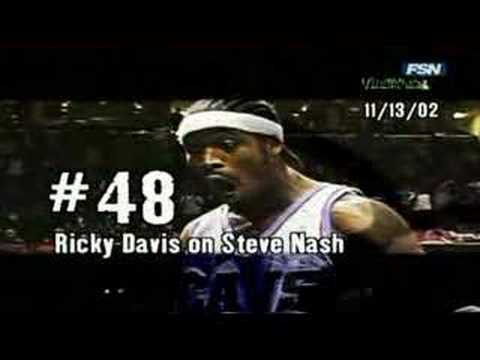 Top 50 Most Spectacular Dunks [ Part 1 ]