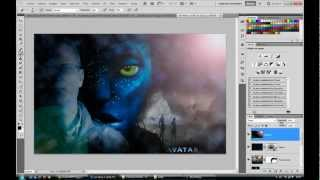 "Tutorial Photoshop ""wallpaper Avatar"""