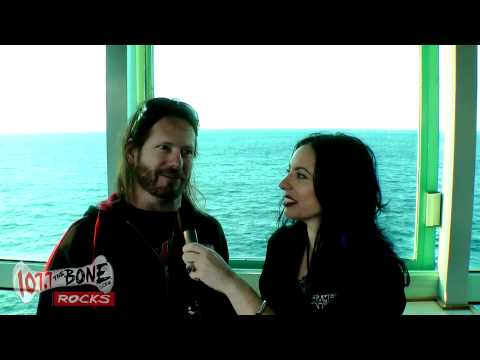 Gary Holt interviewed at 70000 Tons Of Metal