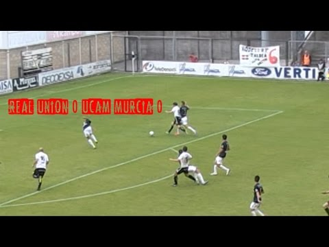 Real Unión 0 UCAM Murcia 0 | Play off ascenso IDA 2015 | Txingudi Online