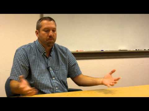 Jim Madsen - Growth as a speaker