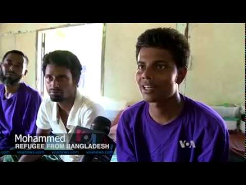 Myanmar Gets Aggressive on Patrols Near Bangladesh Border