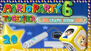 MARIO PARTY 6 TOGETHER 🎲 #20: Sag's laut!