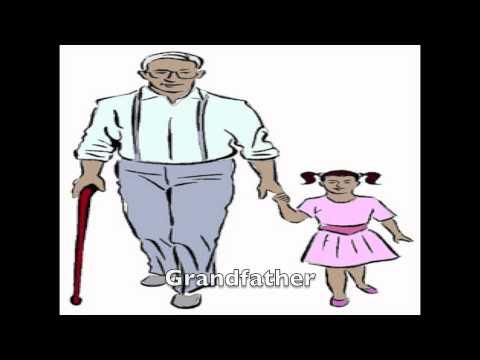 Oneida Language - Family members