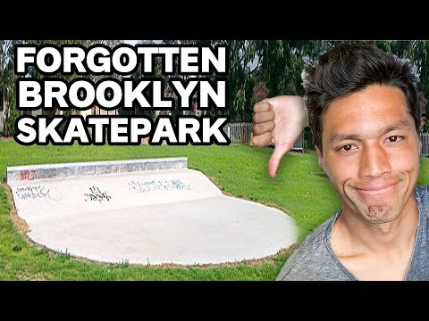 Brooklyn's Forgotten Skateparks Are Actually Terrible