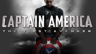 Avengers - Captain America: The First Avenger -- Movie Review