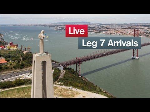 Live recording: Lisbon arrivals - Part 2 | Volvo Ocean Race 2014-15
