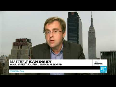 Crimea Votes For Russia: A New Cold War? (Part 2) - #F24Debate