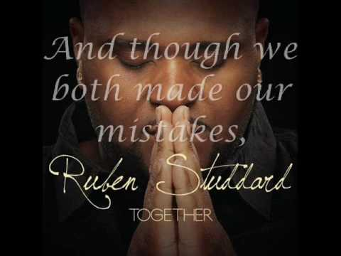 Ruben Studdard-together Lyrics video