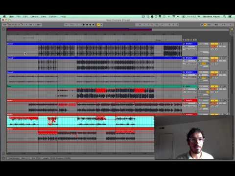 Ableton Live 9 Tutorial: Preparing Finished Tracks for Live Performance