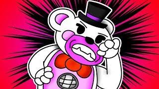 Minecraft Fnaf - Funtime Freddy Gets Mad (Minecraft Roleplay)