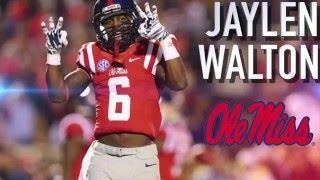 Jaylen Walton || Official Ole Miss Highlights