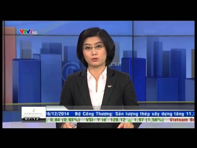 [VIDEO] Tài chính kinh doanh sáng 11/12/2014