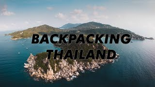 Backpacking Thailand in 2019 // Koh Tao, Koh Phanang, Krabi, Koh Lanta