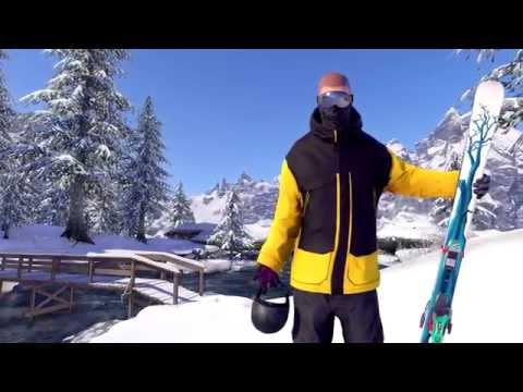 SNOW PS4 Announcement