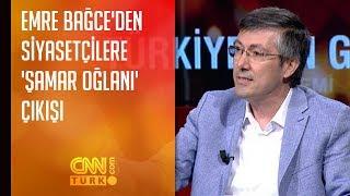 Emre Bağce'den siyasetçilere 'şamar oğlanı' çıkışı