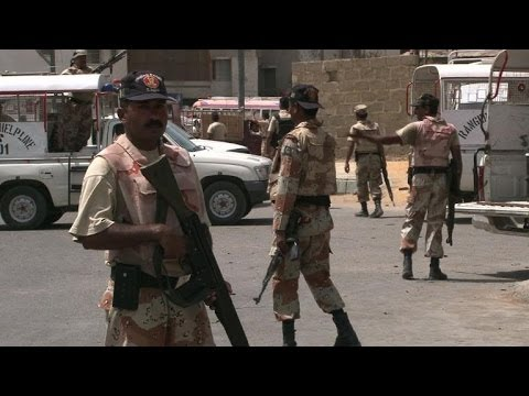 Pakistan repels second Taliban attack on Karachi airport