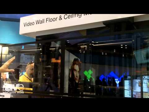 InfoComm 2015: Premier Mounts Details Video Wall Floor to Ceiling Mounting Options
