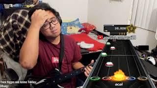 DBangz - Thick Niggas and Anime Tiddies on Guitar Hero 100% FC