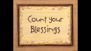 Marshall Sisters- Count Your Blessings