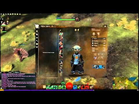 Guild Wars 2 - Minion Master Necro PvP Build