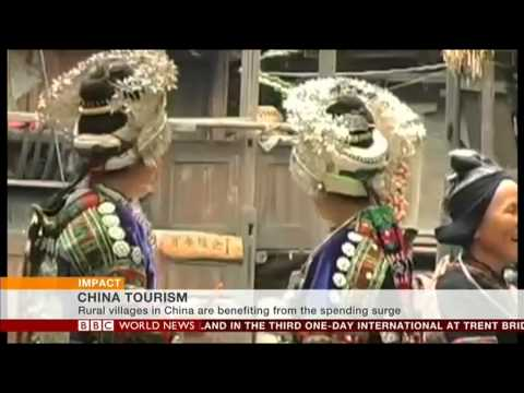 BBC World News Chinese Rural Tourism