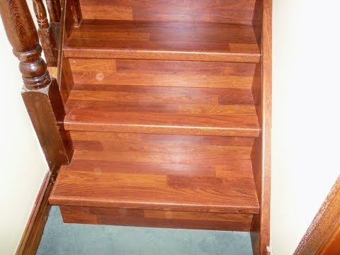 install quick step laminate flooring flush mount stair nose. Black Bedroom Furniture Sets. Home Design Ideas
