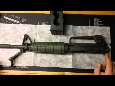 AR-15 Suppressor Style Barrel Shroud from Ultimate Arms Gear