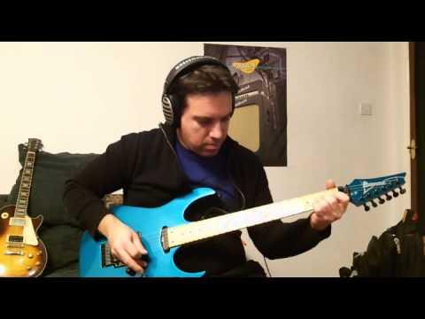 Joe Satriani Friends Cover video