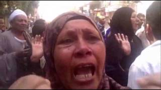 (Egypt) Sentences 529 Morsi Supporters to Death  3/24/14