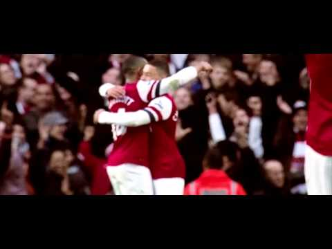 Arsenal 12/13 - We got the job done
