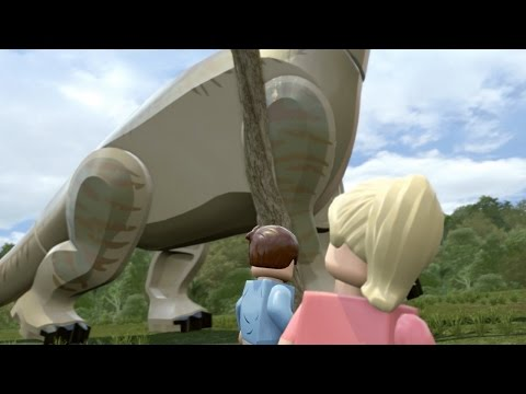 LEGO JURASSIC WORLD - SOY UN DINOSAURIO!