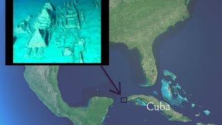The Sunken City of Cuba it's 'Out of Time and Out of Place'