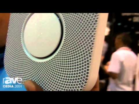 CEDIA 2014: Nest Explains Nest Protect: Smoke and Carbon Monoxide Wall Alarm