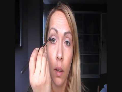 hangende oogleden make up tips