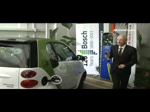 Singapore launches electric vehicle test-bed