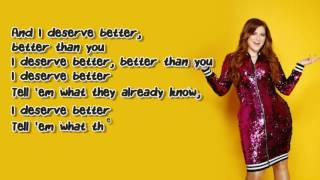 Meghan Trainor - Better ft. Yo Gotti (Lyrics)