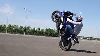 Yamaha YZF R6 Stunt