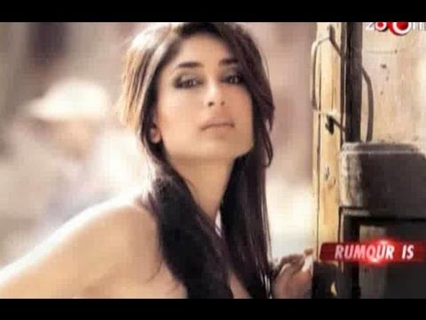 Kareena Kapoor turns secret agent for Saif Ali Khan